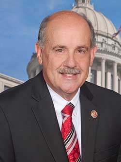 Mississippi Representative Richard Bennett